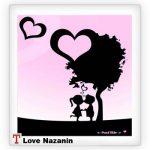 قالب زیبای Nazanin Love