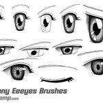 براش جالب چشم – Funny Eeeyes Brushes