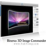 ساخت آلبوم های 3 بعدی – Binerus 3D Image Commander 1.75