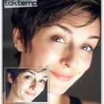 آموزش روتوش چهره بصورت بسیار سریع و آسان با فتوشاپ