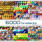 مجموعه فوقالعاده ۶۰۰۰ گرادینت – Gradients
