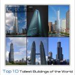 ۱۰ تصویر از بلندترین ساختمانهای دنیا