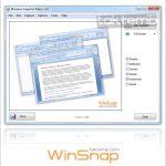 گرفتن عکس از محیط ویندوز با WinSnap 3.5.3