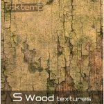 مجموعه بسیار زیبای 5 بافت چوب – Wood Texture