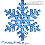 طرح لایه باز SnowFlake