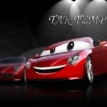 آموزش ساخت شخصیت اصلی کارتون 'Cars'
