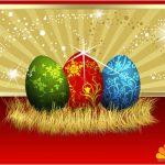 آموزش فتوشاپ – طراحی تخم مرغ رنگی