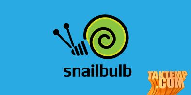 Snail-bulb