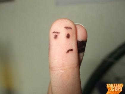 ninja-finger