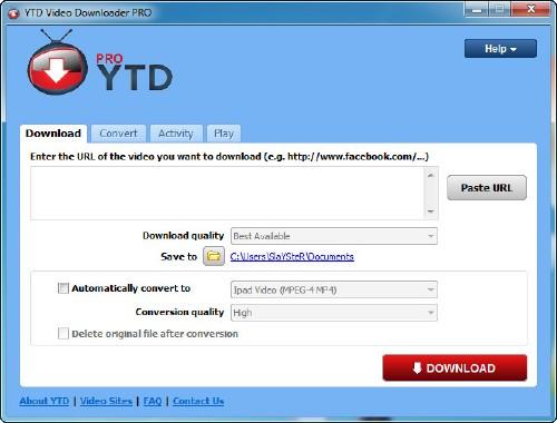 [ ������ ] : �������� ������ YouTube Downloader 4.6.0.4 ������� �� �������� ����� ���