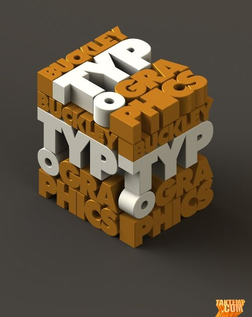 2-best-3d-typography-design