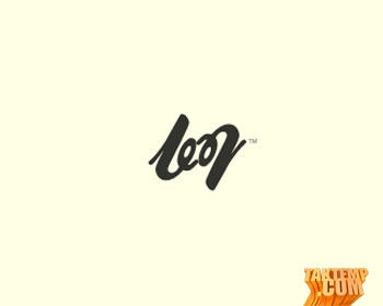 Leap-ambigram