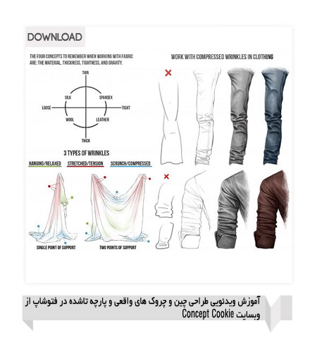 Concept-Cookie---Creating-Realistic-Wrinkles-and-Folding-Fabric