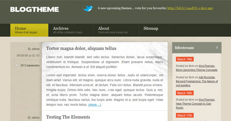 blogtheme-professional-word