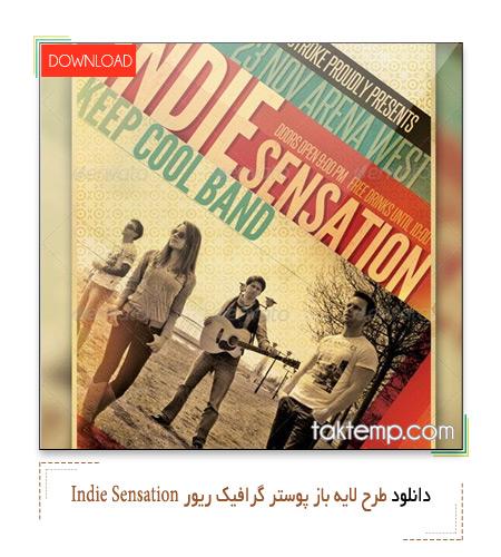 Indie-Sensation-poster