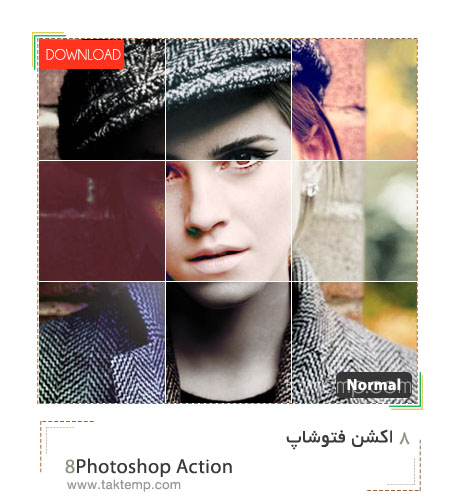 8photoshop action