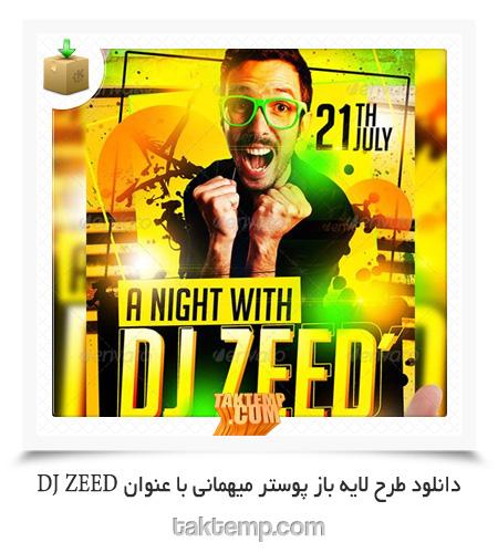dj-zeed-poster