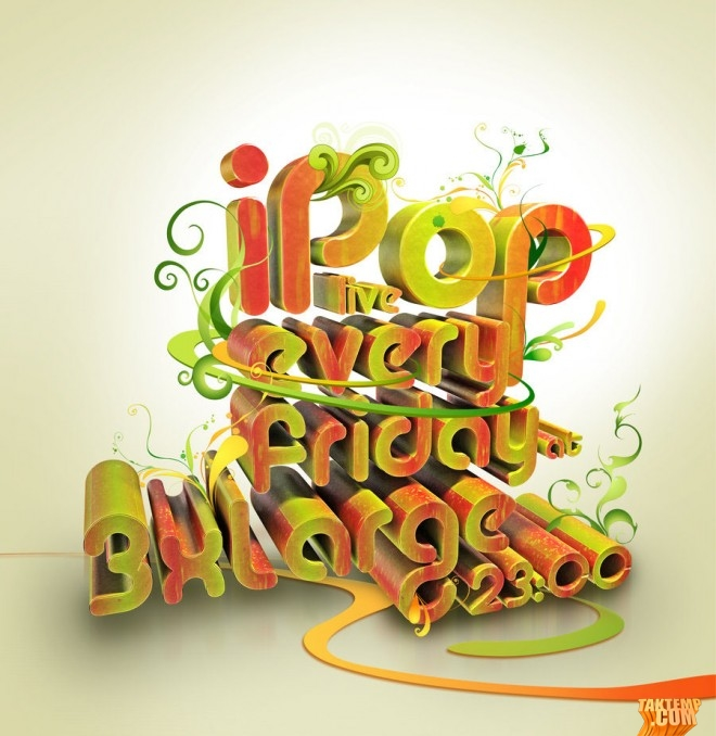 19-3d-best-typography-design-taylanezer.preview