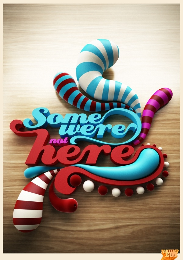 8-3d-best-typography-design